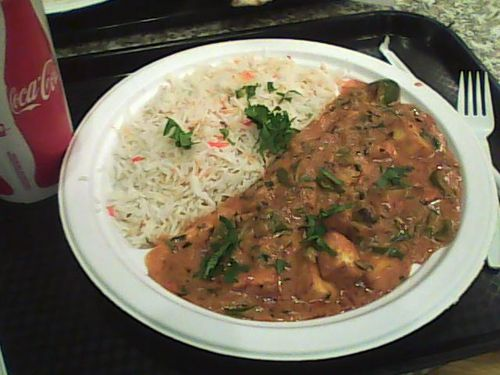 My Plate - Shahi Paneer