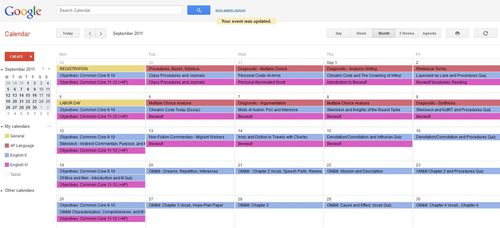 Screenshot - Google Calendar - 01