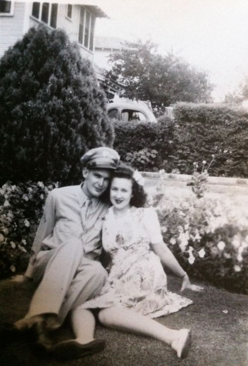 Portrait - Simonds, Charles and Eleanor (WW II)